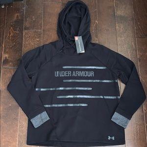 Under Armour threadborne hooded sweater